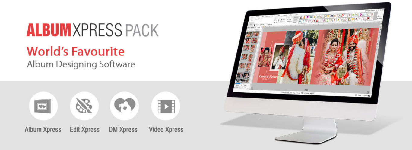 Album Xpress Pack
